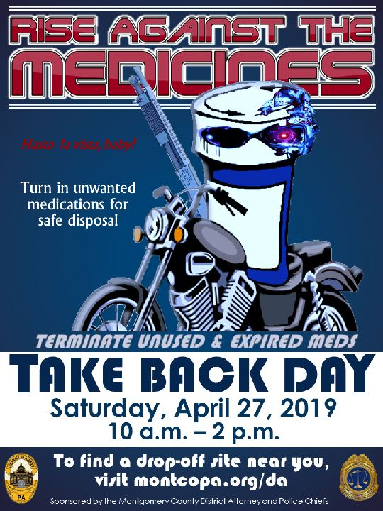 2019 Drug Take Back