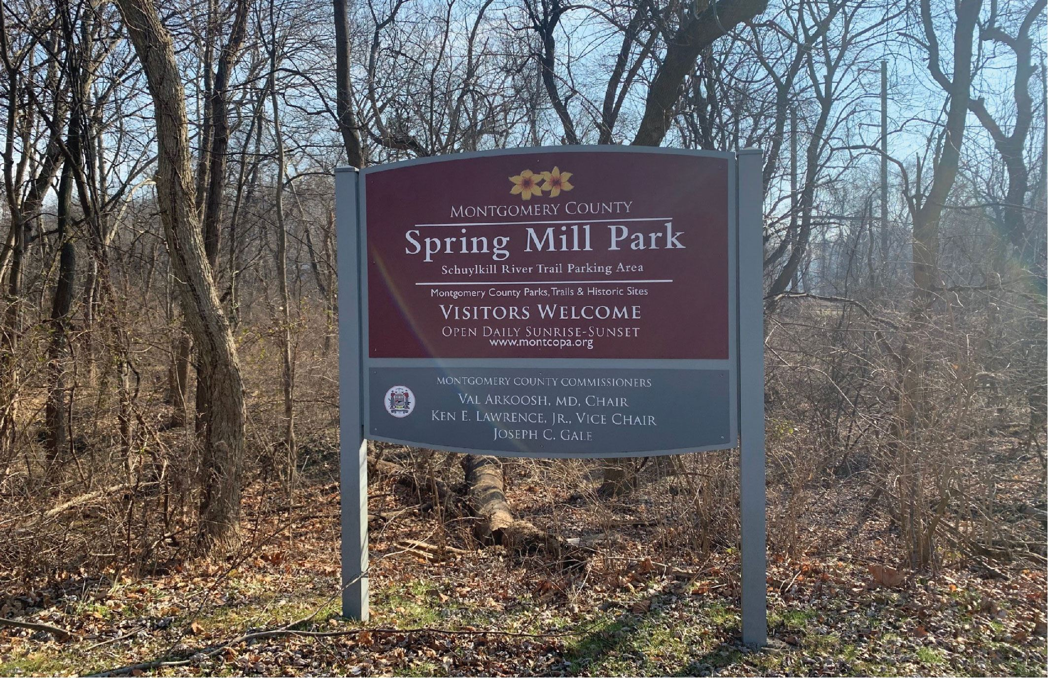 Spring Mill County Park 1