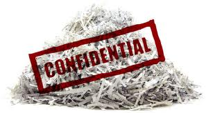 Confidential Document Shredding